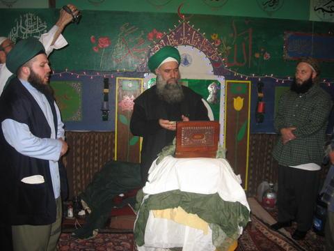 Holy Prophet's Beard Hair 1