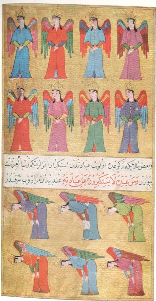 Angels in Prayer