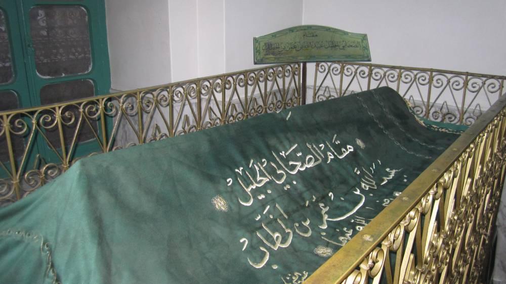 Tomb of Khalid bin Walid, Homs, Syria (4/6)
