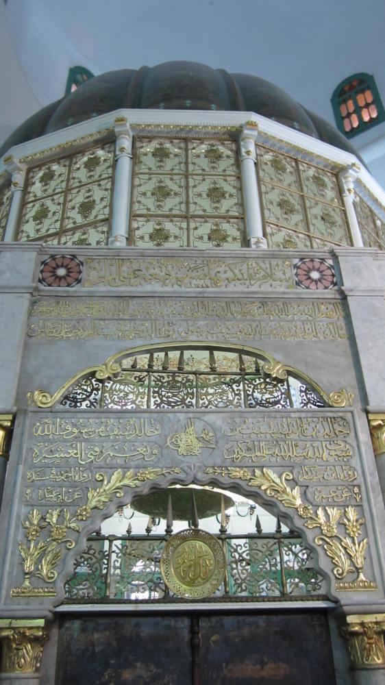Tomb of Khalid bin Walid, Homs, Syria (3/6)